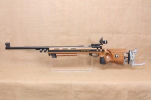 Carabine Anschütz Match 54 Gaucher calibre 22 LR