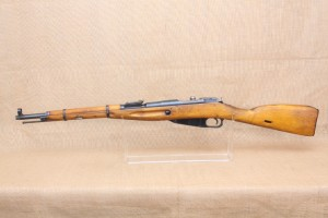 Carabine Mosin Nagant M38 calibre 7,62X54R