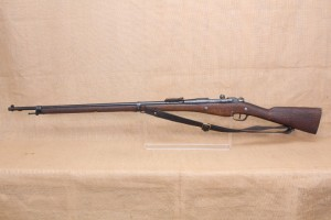 Berthier 07-15 fabrication Remington