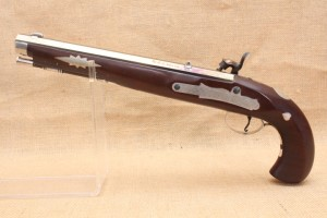 Pistolet Kentucky Pedersoli à percussion calibre 44