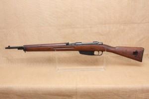 Mousqueton Carcano M38 calibre 7,35 Carcano première variante