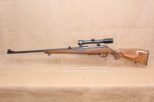 Carabine Krico calibre 5,6X57