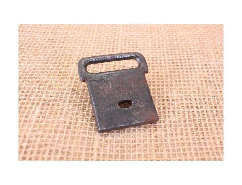 Plaque de crosse pour bretelle K98/43