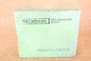 Jeux d'outils Redding 303 British FL