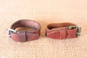 Boucles en cuir pour Bretelle Mosin Nagant M44
