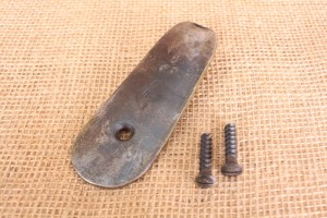 Plaque de couche avec vis Gewehr 88