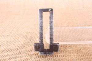 Hausse avec curseur pour Mauser Chilien 1895