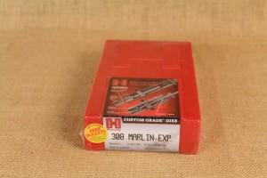 Jeux d'outils Hornady 308 Marlin Express.