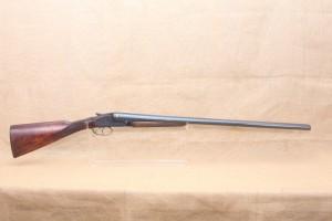 Fusil juxtaposé  CZ calibre 12/70