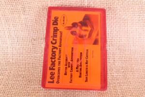 Outil LEE sertisseur conique 348 Winchester 90857