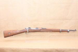 Carabine Husqvarna M38 en calibre 6,5 X55