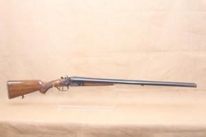 Fusil juxtaposé Noris calibre 12/70  à chiens extérieurs