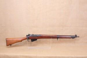 Carabine Enfield N°4 MK1 fabrication Savage calibre 303 British