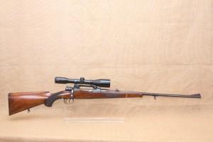 Carabine type Mauser 98 chasse calibre 243W