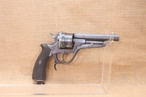 Revolver Galand 1868 calibre 12 mm