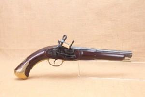 RARE Pistolet Miquelet Flintlock Santa Barbara calibre 44