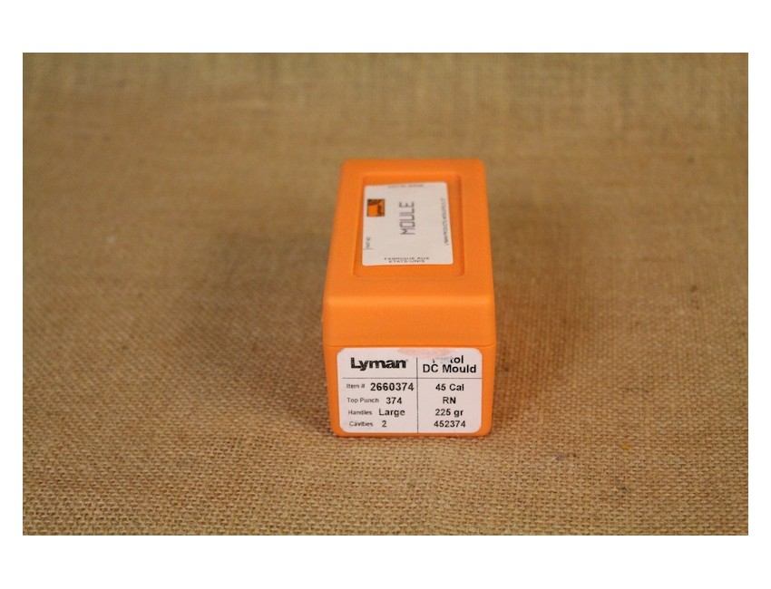 Moule à balle Lyman 2 cavité cal. 45   225 gr.