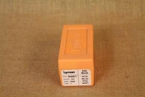 Moule à balle Lyman 1 cavité cal. 45   470 gr.
