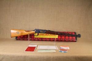 Winchester 1894, modèle Alaska Purchase  Centennial Musket